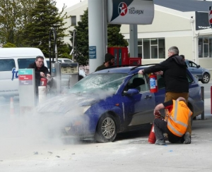 fire extinguishers for cars