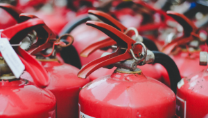 who can inspect fire extinguishers