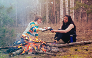 fire safety for camping