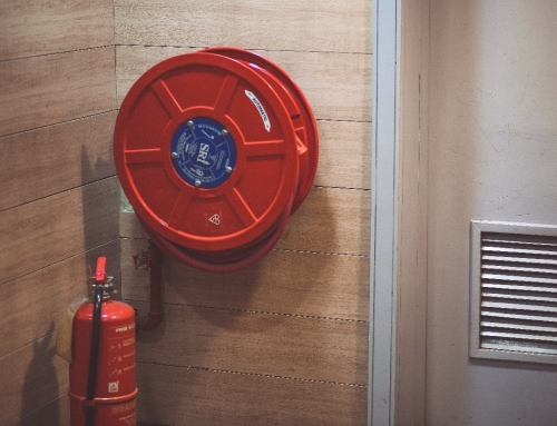 What are the different fire extinguisher sizes?