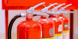 Fire Extinguisher Inspection in Wellington