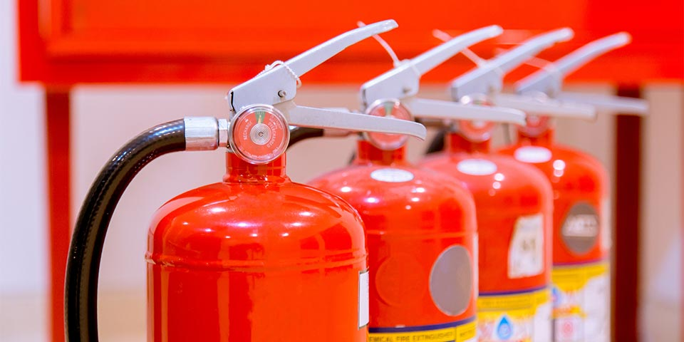 Get the best fire extinguisher inspection in Wellington and beyond today
