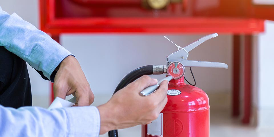 When you need the best fire extinguisher inspection in Auckland and beyond