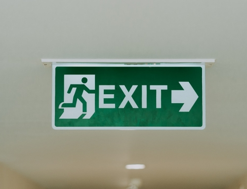 Emergency evacuation procedures in the workplace