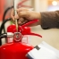 where to get a fire extinguisher serviced