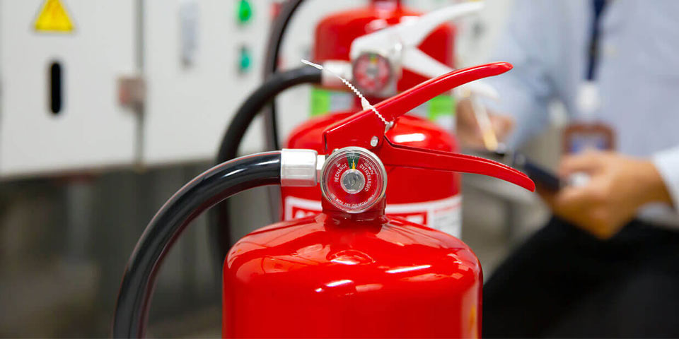 fire extinguisher services in Wellington