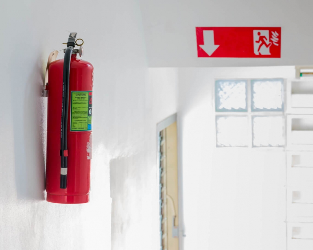 where to get a fire extinguisher serviced  in accordance with fire safety standards