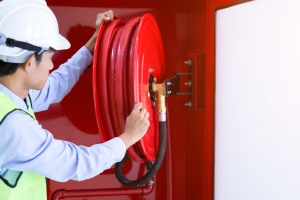 Fire Hose Reel Testing Services in Christchurch